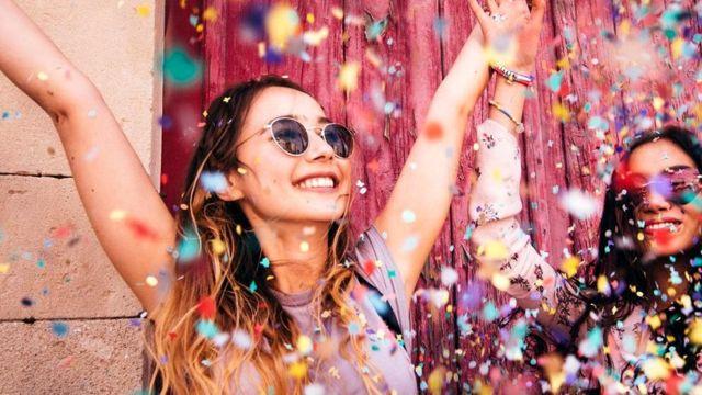 Счастливое настроение