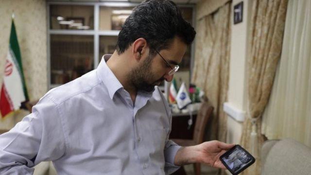 """وزیر ارتباطات ایران گفته """"عبارت رزمایش قطع اینترنت یکی از فجیعترین عباراتی بود که برای ضایع کردن یک موضوع بسیار مهم مثل بررسی تابآوری زیرساخت های حیاتی کشور بکار برده شد"""""""