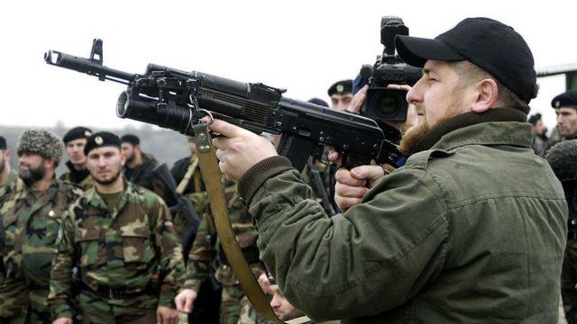 Ramzán Kadyrov