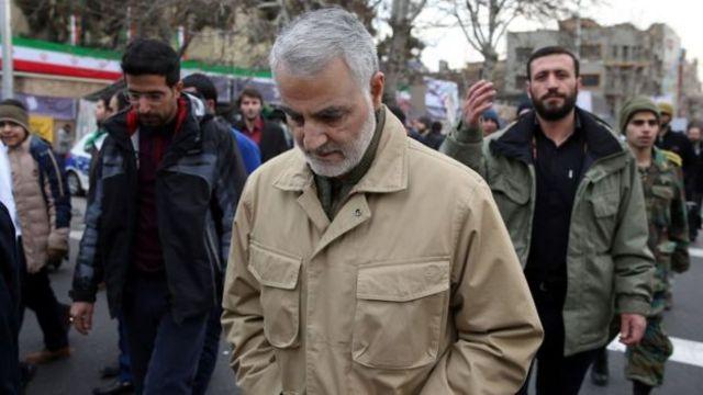Tướng Qasem Soleimani của Vệ binh Cách mạng Iran vừa bị không kích Mỹ tiêu diệt hôm 3/1/2020