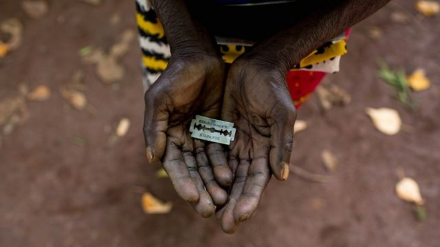 Primary school children 'should learn about FGM'