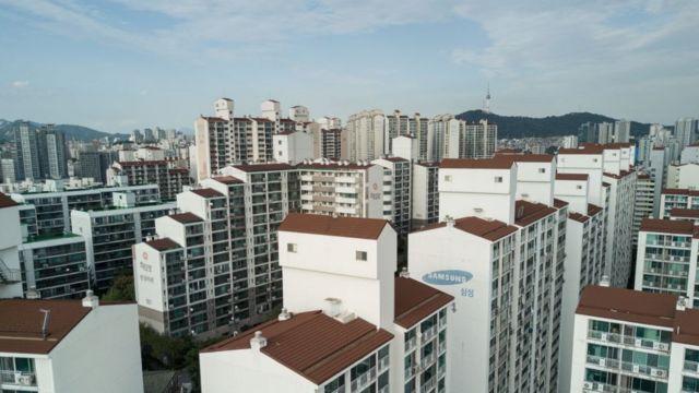 한국의 아파트
