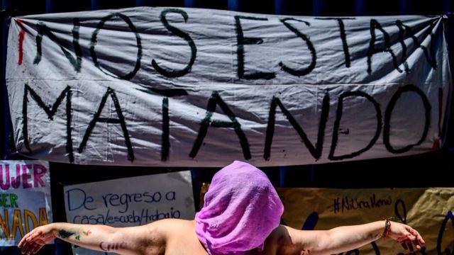 Protestos por morte de Mara Castilla