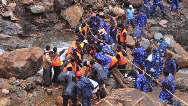 وفاقی وزارتِ داخلہ نے بھی اس سال ایک جائزہ لیا تھا جس میں کہا گیا تھا کہ کیریلا سیلاب سے متاثر ہونے کے سب سے زیادہ خطرے میں دس ریاستوں میں سے ایک ہے۔