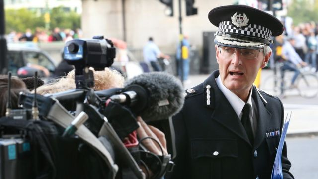 David Crompton, South Yorkshire Police Chief in 2014
