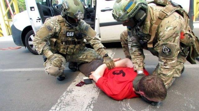 Грегуара Муто СБУ задержала еще 2 года назад