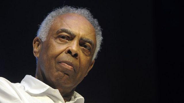 Gilberto Gil em foto de arquivo