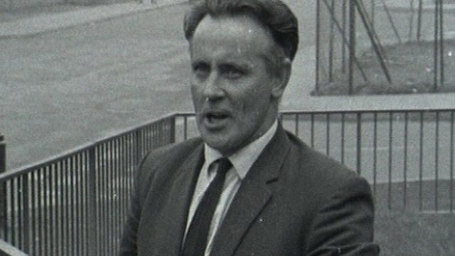 BBC reporter David Capper spoke to Paddy Doherty about the 'Bogside Barricades' in 1968