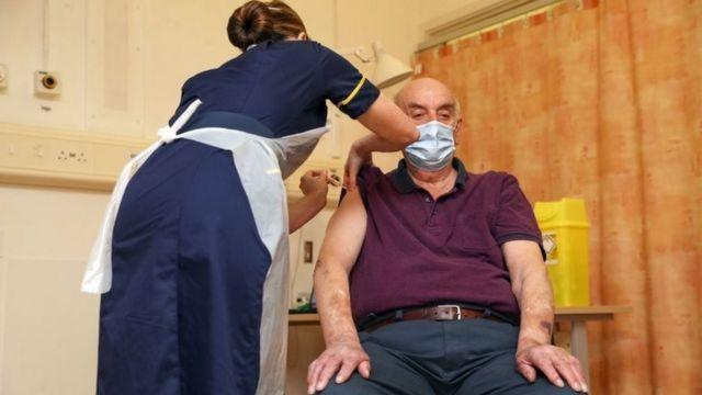 接種 コロナ ワクチン