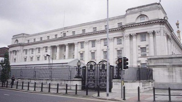 The judicial review was held at the High Court in Belfast