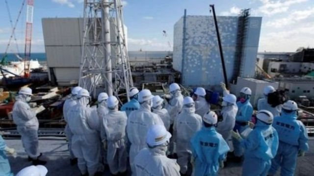 फ़ुकुशिमा परमाणु संयंत्र