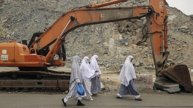 L'Arabie Saoudite a procédé à de nombreuses rénovations ces dernières années.