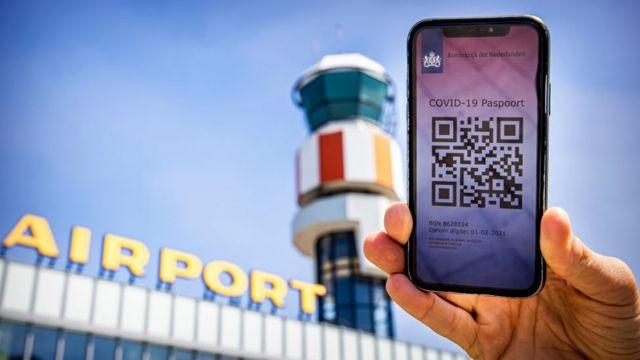 Hollanda havalimanı