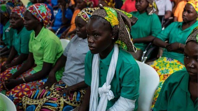 Ụmụnwaka Chibok atọghapụrụ n'agbụ