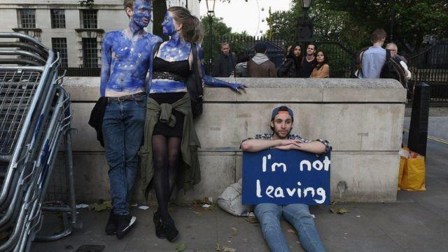 Brexit gây lo ngại trong một số cộng đồng người từ EU đến Anh