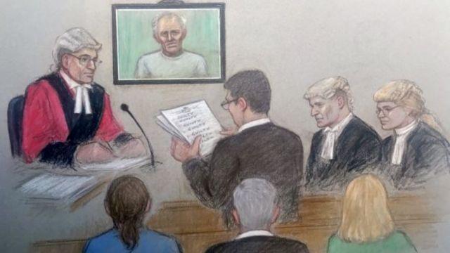 Слухання справи Баррі Беннелла у британському суді