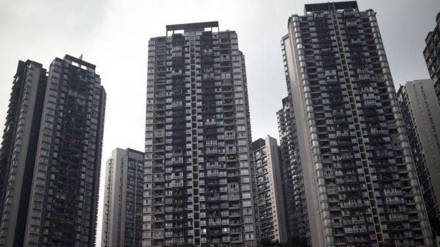 शहर की इमारतें