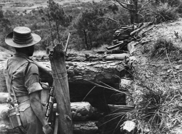 भारत और चीन के बीच 1962 की लड़ाई की फ़ाइल फोटो