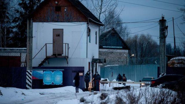jail IK2 Russia