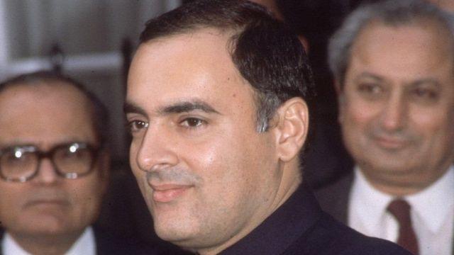 राजीव गांधी (फ़ाइल फोटो)