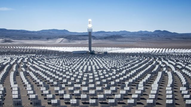 How can we store more energy from the sun and the wind?