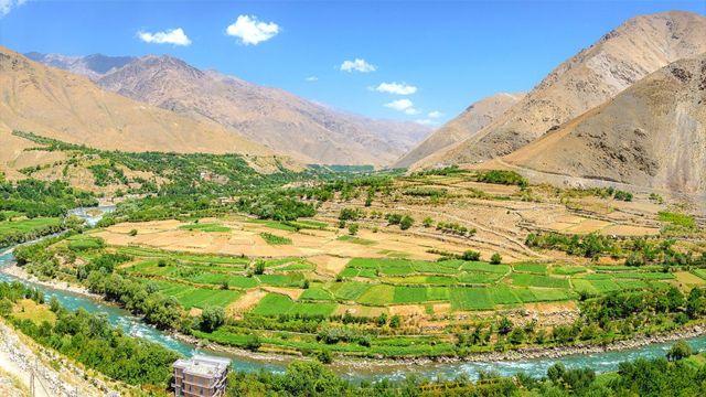 Panjshir Valley, Afghanistan, 2019