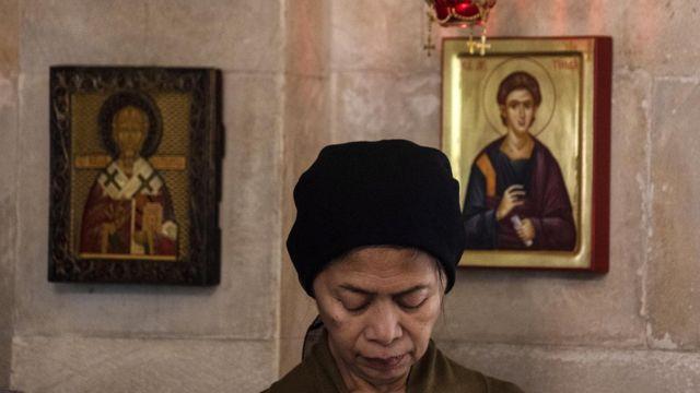 Kristen, Natal, gereja