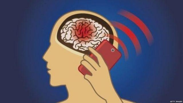 મનુષ્યના મગજની ગ્રાફિક્સની તસવીર