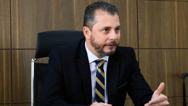 Caio Augusto Silva dos Santos, presidente da Ordem dos Advogados do Brasil de São Paulo