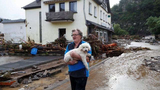 Німеччину затопило. Щонайменше 33 загиблих, кількість жертв зростає