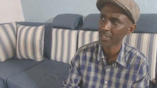 Eric Murangwa Eugene yahoze ari umunyegori w'umurwi nserukiragihugu w'u Rwanda
