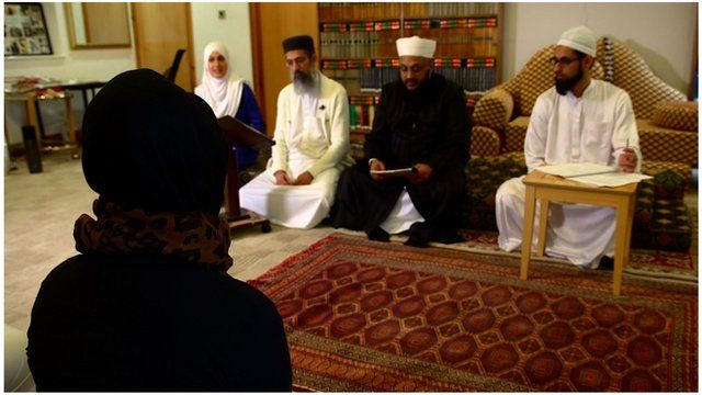 A Sharia tribunal
