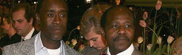 Don Cheadle filmde Rusesabagina'yı canlandırmıştı