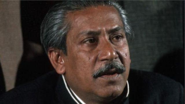শেখ মুজিবর রহমান