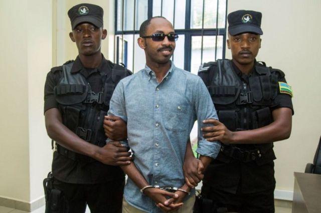 'Sankara' umwaka ushize yerekwa abanyamakuru nyuma yo gufatwa