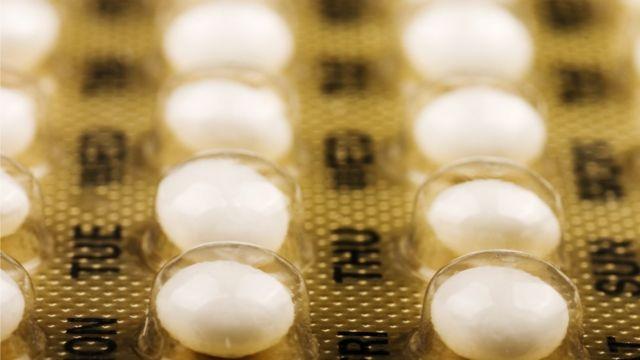 pilule za kontracepciju