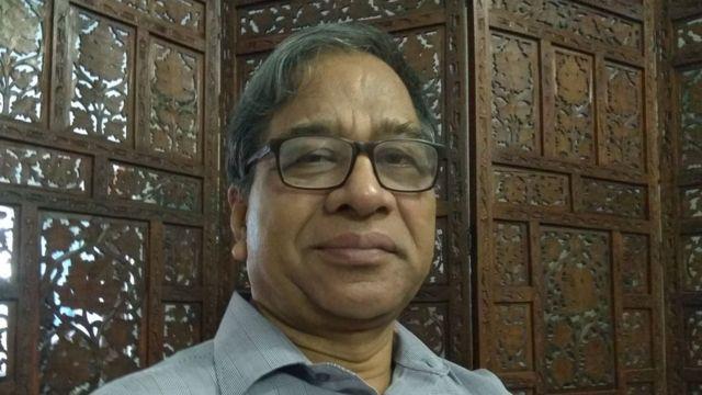 অধ্যাপক ফখরুল আলম