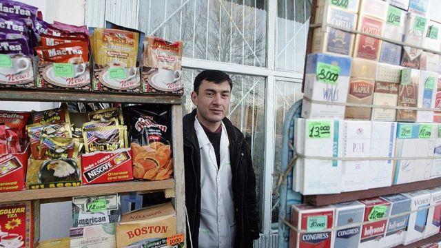 продавец в Ашхабаде