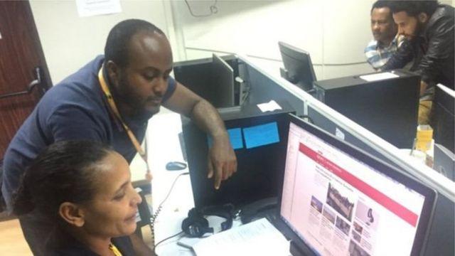 """""""Les sites doivent être des sources d'informations fiable dans une région qui souffre d'une absence de medias indépendants"""", a déclaré Will Ross, le responsable éditorial."""