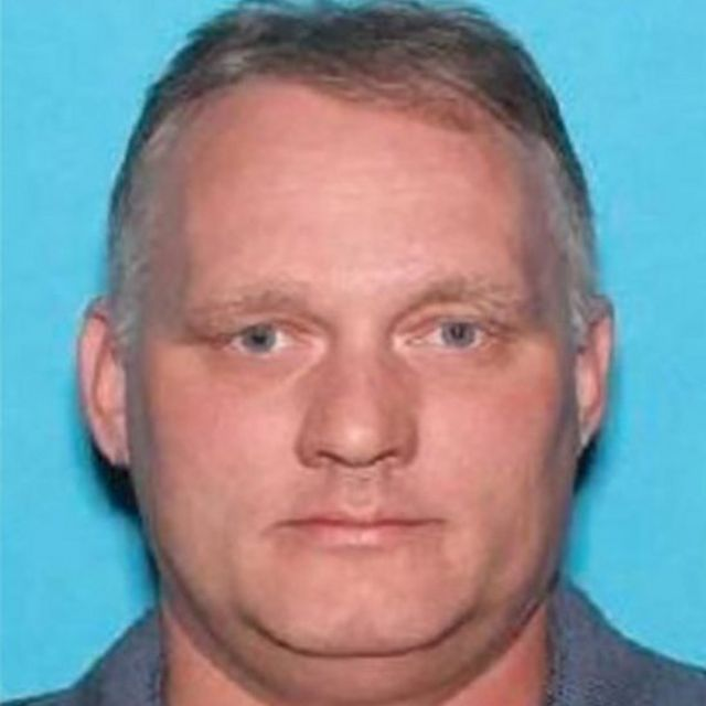 Suspected attacker Robert Bowers
