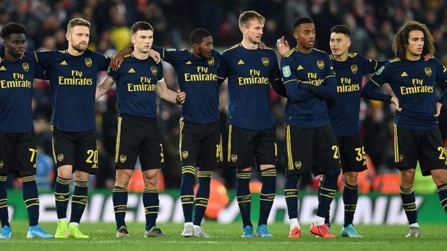 Ndị Arsenal