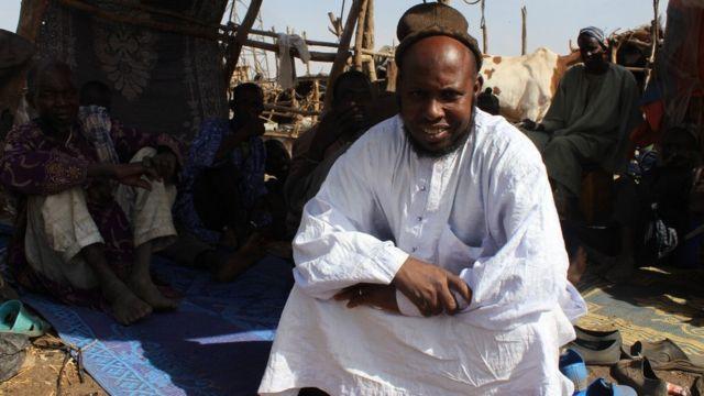 Moumouni Diallo dit minimiser la perte d'une partie de son bétail, veut se tourner vers l'avenir et profiter du calme de Bamako.