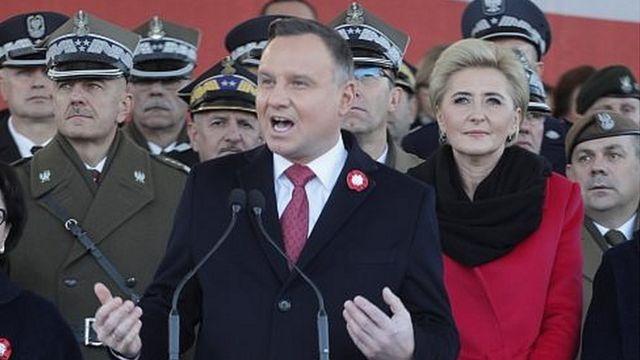 Президент Польши Анджей Дуда в Иерусалим не приехал
