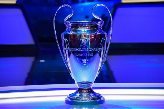 The Best Champions League Trophy