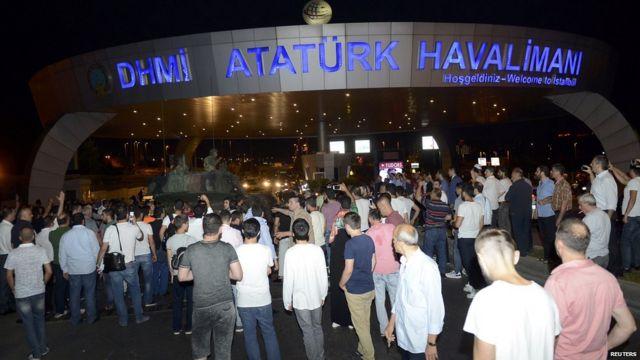 аэропорт, Ататюрк