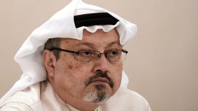 Wartawan vetaran Saudi Jamal Khashoggi