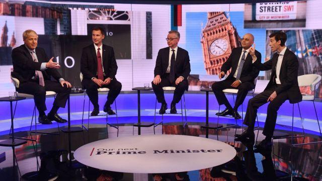 Tory leadership race: Five key moments from debate