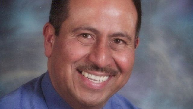 El profesor José Reyes