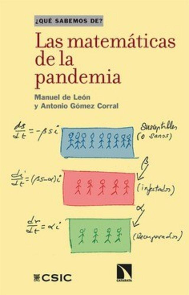 """""""Las matemáticas de la pandemia"""""""