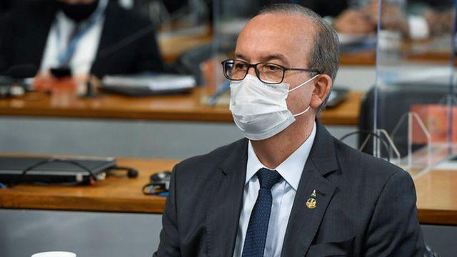 O senador Jorginho Mello (PL-SC)